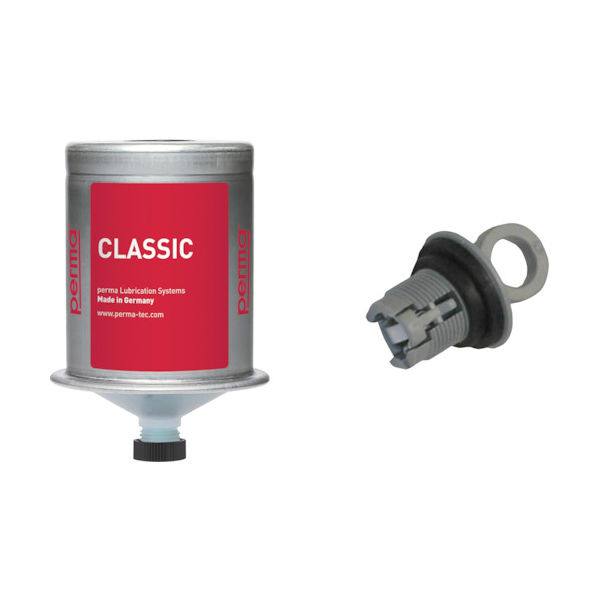 perma クラシック 自動給油器SO32 12ヶ月用 標準オイル120CC付 PC-SO32-12 448-0210(直送品)