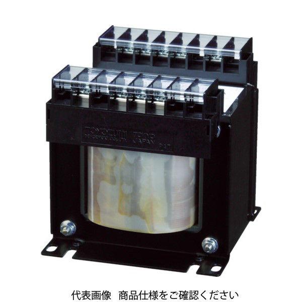 豊澄電源機器 豊澄電源 SD21シリーズ 200V対100Vの絶縁トランス 100VA SD21-100A2 1台 475-6126(直送品)