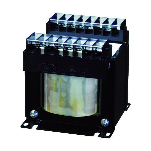 豊澄電源機器 豊澄電源 SD21シリーズ 200V対100Vの絶縁トランス 300VA SD21-300A2 1台 475-6142(直送品)