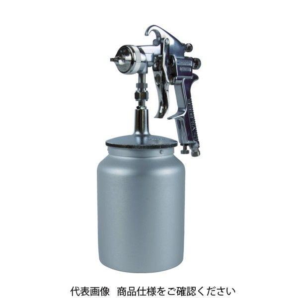 トラスコ中山(TRUSCO) TRUSCO スプレーガン吸上式 ノズル径Φ1.8 1Lカップ付セット TSG-508S-18S 479-2050 (直送品)