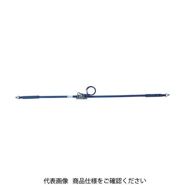 オールセーフ(allsafe) allsafe ベルト荷締機 ラチェット式ナローフック仕様(中荷重) R3N0.5X4 1個 479-5008 (直送品)
