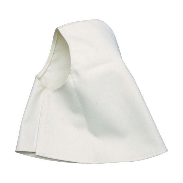トラスコ中山(TRUSCO) TRUSCO 難燃加工綿保護具 頭巾 TBK-HZ 1枚 484-2839(直送品)