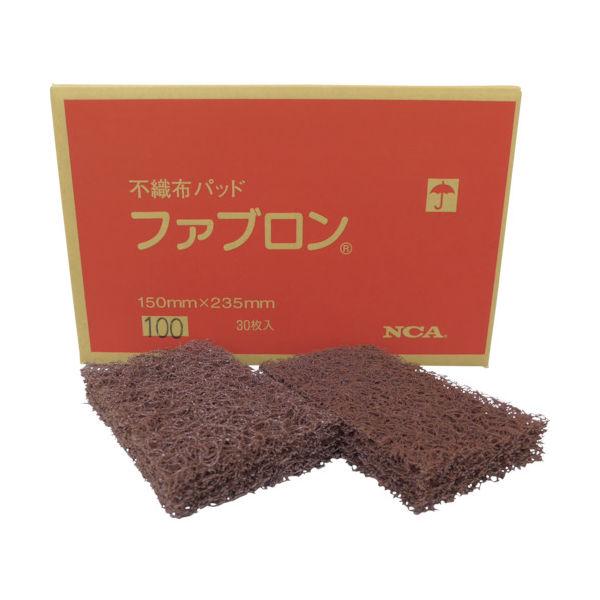 ノリタケコーテッドアブレーシブ(Noritake) NCA ファブロン 150×235 A100 QTS 150X235 492-4347(直送品)