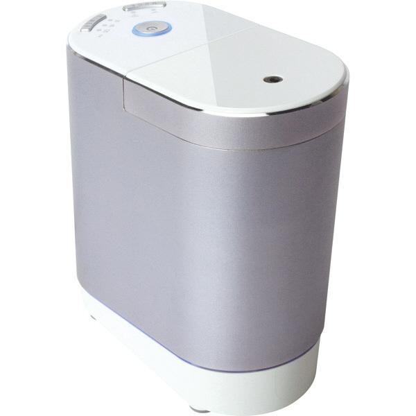 生活の木 エッセンシャルオイルディフューザー aromore(アロモア) ライトパープル 08-801-5020 1台 (直送品)