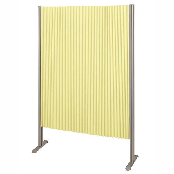 林製作所 ダブルプリーツ伸縮スクリーンS 防炎・抗菌タイプ L7054 サイズS 幅900mm 高さ1400mm グリーン (直送品)