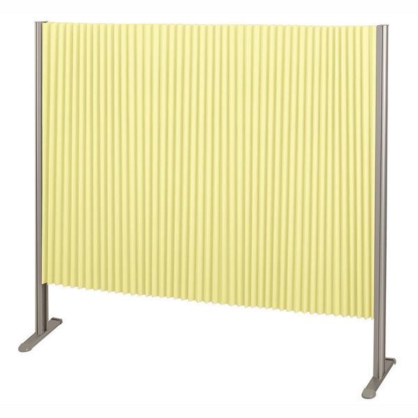 林製作所 ダブルプリーツ伸縮スクリーンS 防炎・抗菌タイプ L7060 サイズS 幅1350mm 高さ1200mm グリーン (直送品)