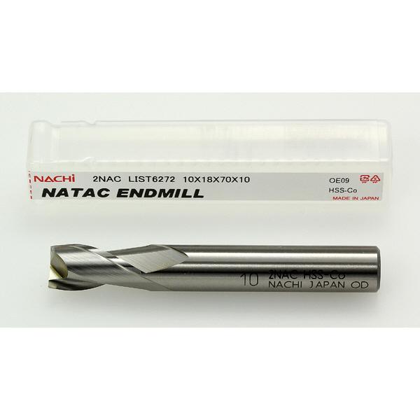 不二越 ナタック 2枚刃 2NAC7 1セット(5本入) (直送品)