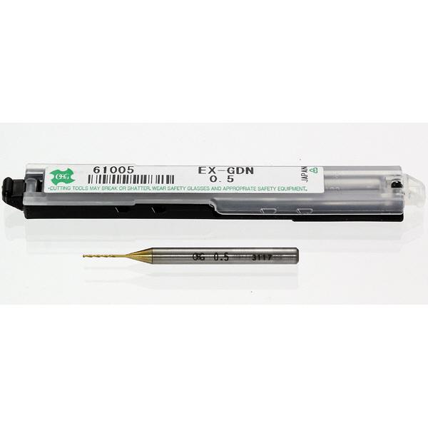 EXゴールドドリル一般加工用ミディアム形 EX-GDN 0.65 1セット(5本入) オーエスジー (直送品)