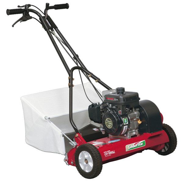 キンボシ グランモアー エンジン式芝刈機 GNP-5000H&L (直送品)