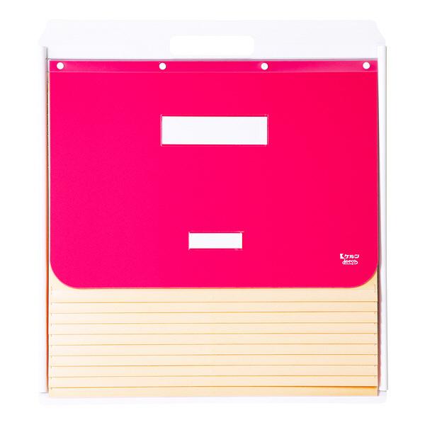 ケルン A3 スタンダード 10枚 ピンク カーデックス KD501-P (直送品)