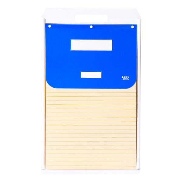 ケルン A4 スタンダード 20枚 ブルー カーデックス KD502-B (直送品)