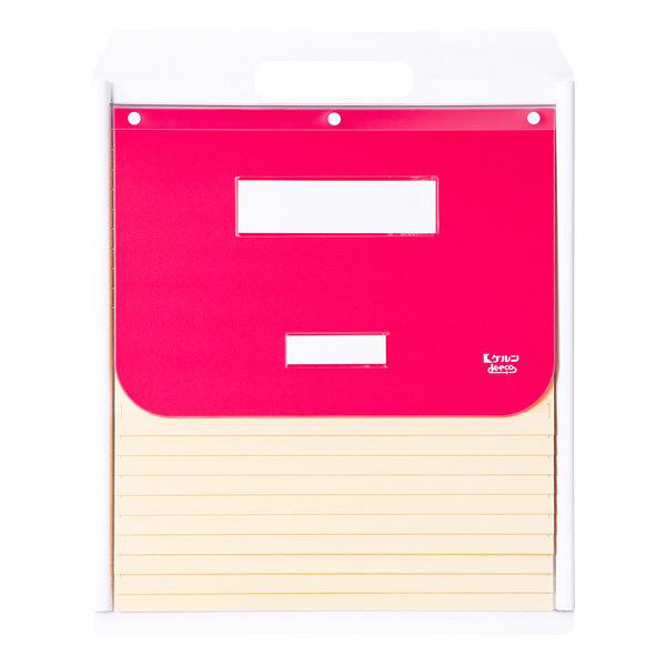 ケルン A4 スタンダード 10枚 ピンク カーデックス KD503-P (直送品)