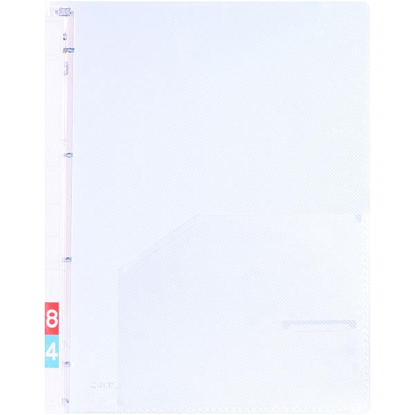 ケルン TDカルテバインダー A4タテ 背幅24mm 綴穴4穴 KS-020 1箱(10冊入) (直送品)