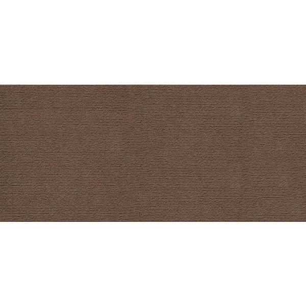 サンコー おくだけ吸着ロングマット90×300cm ブラウン 1枚 (直送品)