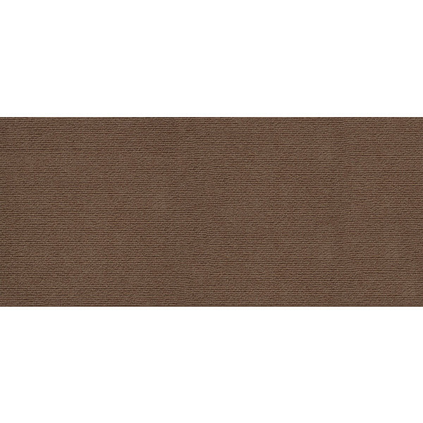 サンコー おくだけ吸着ロングマット90×600cm ブラウン 1枚 (直送品)