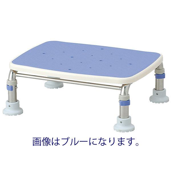 """アロン化成 安寿 浴槽台R""""あしぴた"""" ステンレス製 すべり止め レッド 536-448 1台 (直送品)"""