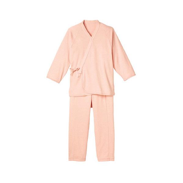 ソフトパジャマ 婦人用 ローズピンク
