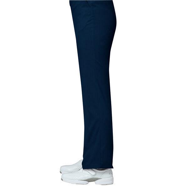 ルコックスポルティフ 医療白衣 スクラブパンツ レディースストレートパンツ ネイビー 5L UQW2032 1マイ (直送品)