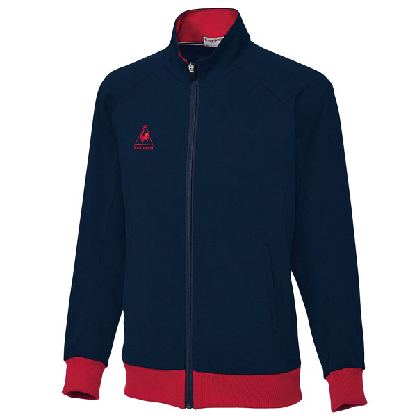 ルコックスポルティフ ユニセックスジャケット ネイビー L UZL1041 1枚  (直送品)