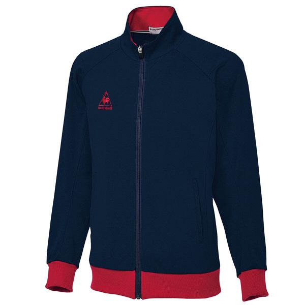 ルコックスポルティフ ユニセックスジャケット ネイビー 4L UZL1041 1枚  (直送品)