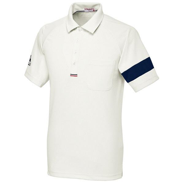 ルコックスポルティフ ユニセックスニットシャツ アイボリー 4L UZL3041 1枚  (直送品)