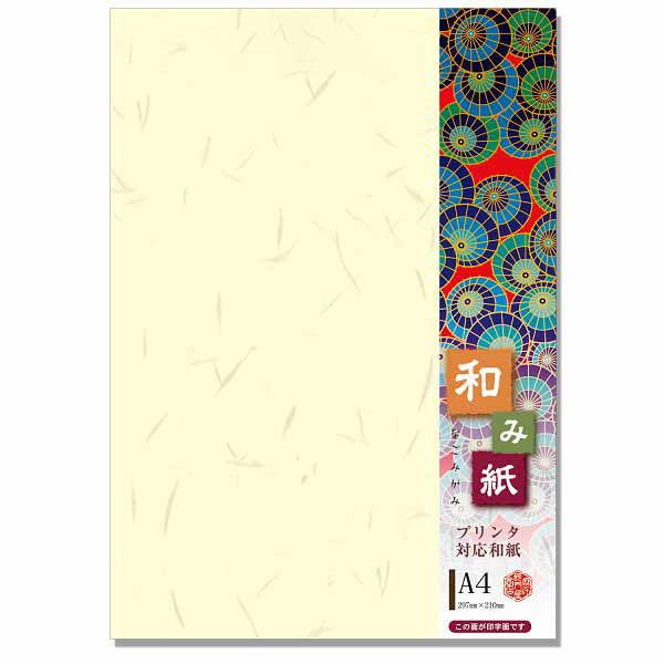 和み紙A4とりのこ20枚1セット(20枚入X10)ナー762(直送品)