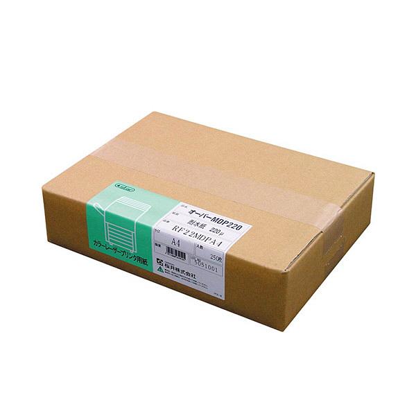 桜井 パウチレスPOP用紙 オーパー MDP220 RF22MDPA4 1冊(250枚入) (直送品)