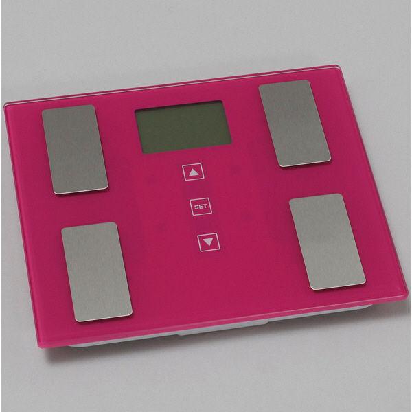 体組成計 ピンク IMA-001