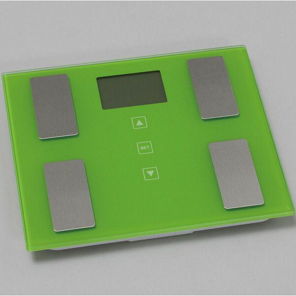 体組成計 グリーン IMA-001
