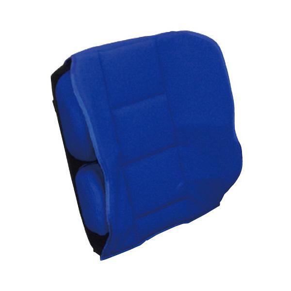 アイ・ソネックス FC-2クッション(背クッションのみ ブルー 04391303 (直送品)