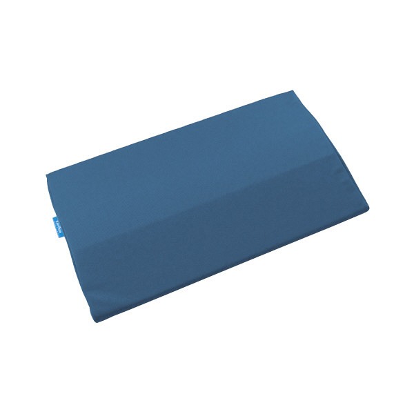 ムーラン エネタン事業部 エネタンウエストパッド 本体 35×60×4cm ネイビー EMW007 1個 (直送品)
