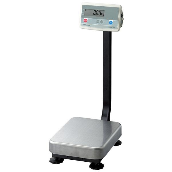 エー・アンド・デイ(A&D) 取引証明用(検定付) デジタル台はかり 地区2 150kg FG-150KAM-K 1台 (直送品)