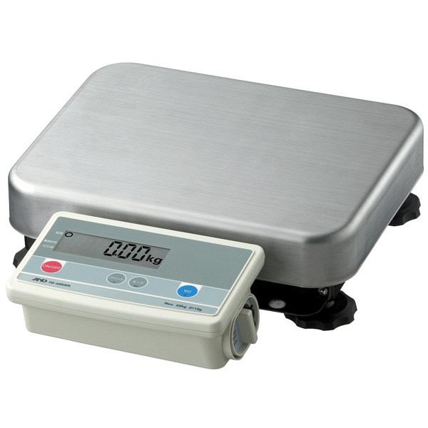 エー・アンド・デイ(A&D) 取引証明用(検定付) デジタル台はかり 地区3 150kg FG-150KBM-K 1台 (直送品)