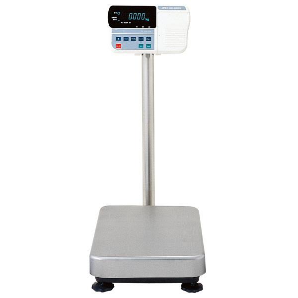 エー・アンド・デイ(A&D) 取引証明用(検定付) 防塵・防水 デジタル台はかり 地区4 秤量(15kg/30kg/60kg) HV-60KGV-K (直送品)