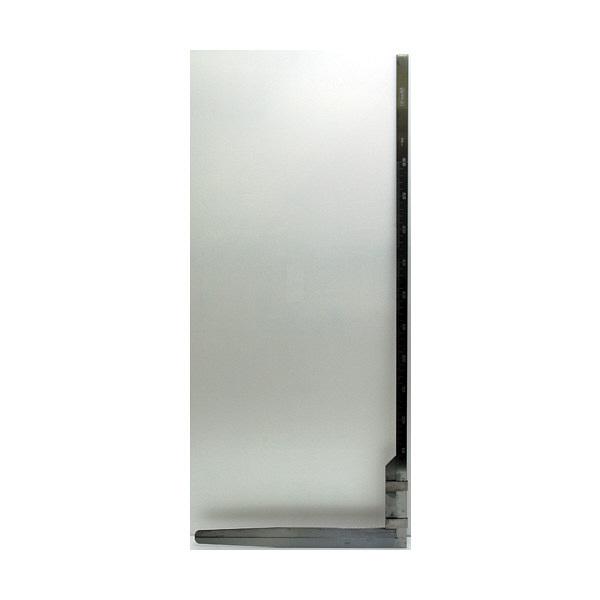 シンワ測定 材木尺 ステン 77cm 表2mm・裏1mm目盛 63541 (直送品)