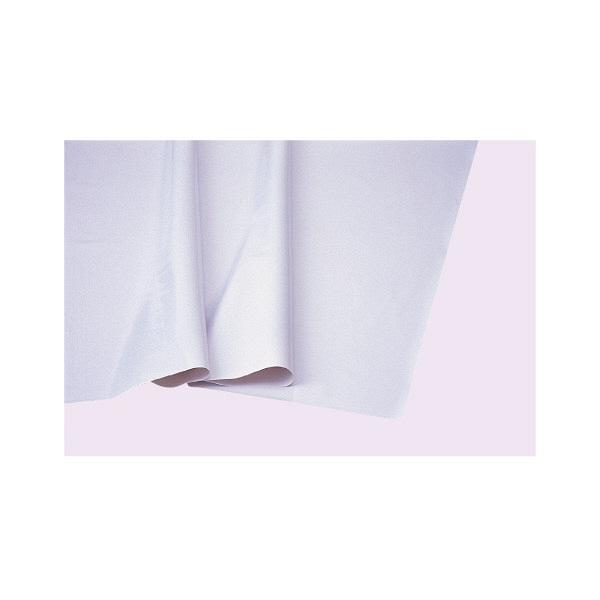 イマムラ 乳白ビニールシート 本体 50M巻(0.2mm×91.5cm) 防水 ディスポタイプ 06893 1本 (直送品)