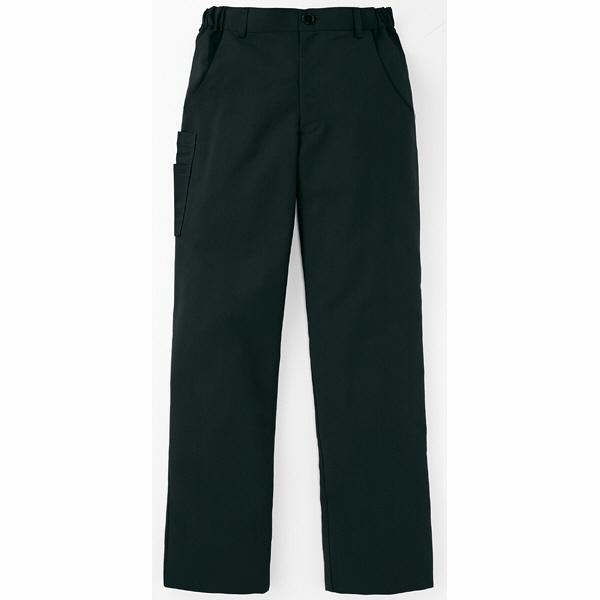 【メーカーカタログ】 KAZEN パンツ男女兼用 ブラック L 175-99-L 1枚  (直送品)