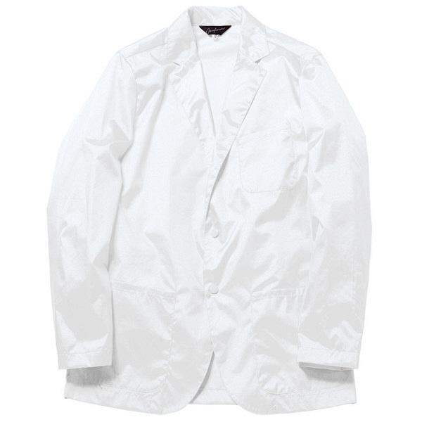 【メーカーカタログ】ボンマックス イベントテーラードジャケット ホワイト LL MJ0075 1枚 (直送品)