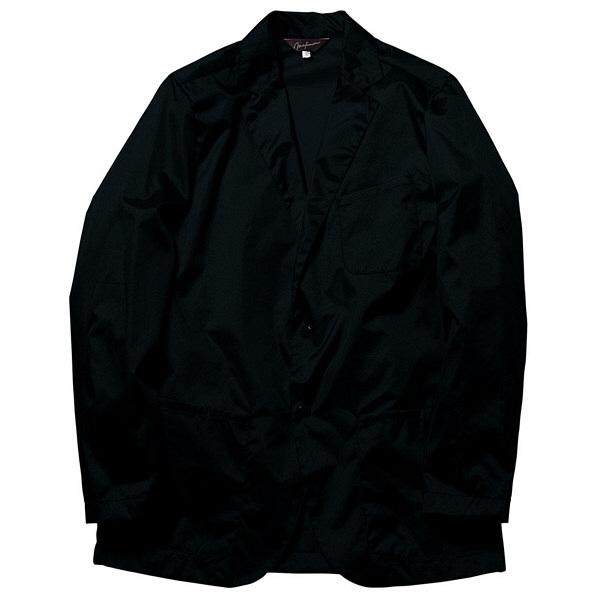 【メーカーカタログ】ボンマックス イベントテーラードジャケット ブラック S MJ0075 1枚 (直送品)