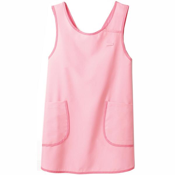 住商モンブラン エプロン(男女兼用) ピンク フリーサイズ 35-5002 (直送品)