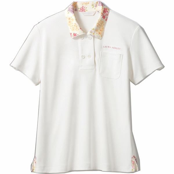 【メーカーカタログ】 住商モンブラン レディスニットシャツ オフ白×アメリピンク 3L LW202-12 1枚  (直送品)