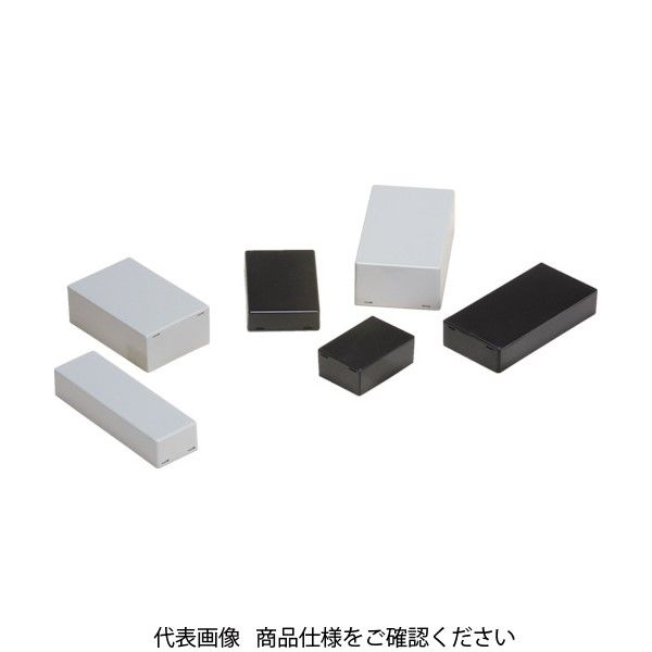 タカチ電機工業(TAKACHI) タカチ プラスチックケース SW-100S 1個 375-3549(直送品)