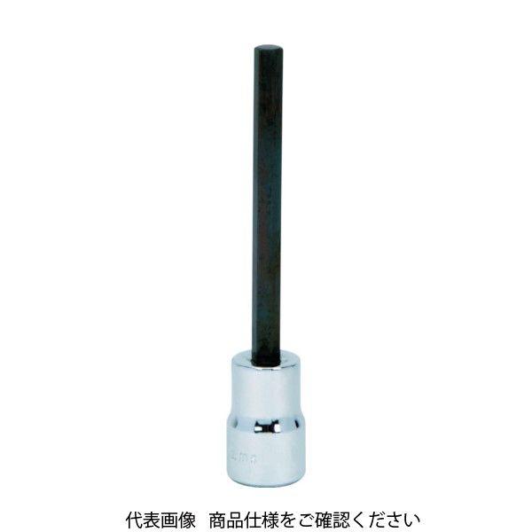 スナップオン・ツールズ(Snap-on) WILLIAMS 3/8ドライブ ヘックスロングビットソケット 5mm JHW35165 757-5688(直送品)
