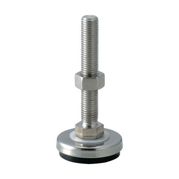 スガツネ工業 (200140612)ADWS60-16-100ステンレス鋼製アジャスター ADWS60-16-100 772-7801(直送品)