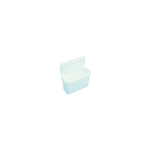 三甲(サンコー/SANKO) サンコー メディカルペール容器 ハリステナー#3 ホワイト SKHS-3-WH 1個 497-4115(直送品)