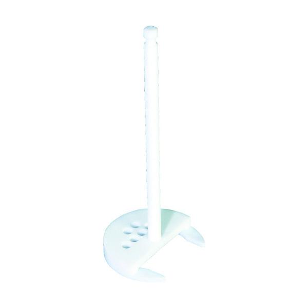フロンケミカル フッ素樹脂(PTFE)ウェハー洗浄ホルダー 2インチ用 NR0234-001 1本 440-4629(直送品)