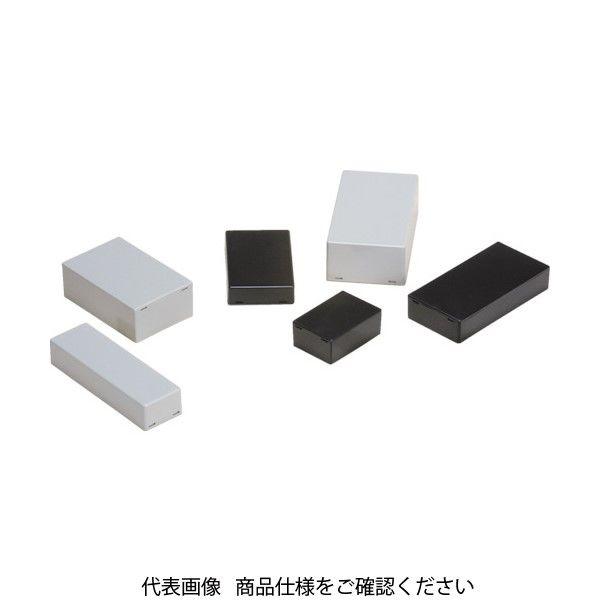 タカチ電機工業(TAKACHI) タカチ プラスチックケース SW-50B 1個 375-3590 (直送品)