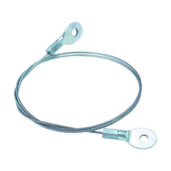 ニッサチェイン(NISSA CHAIN) ニッサチェイン カットワイヤー 1.5X150mm(M5用) Y-157 754-7544(直送品)