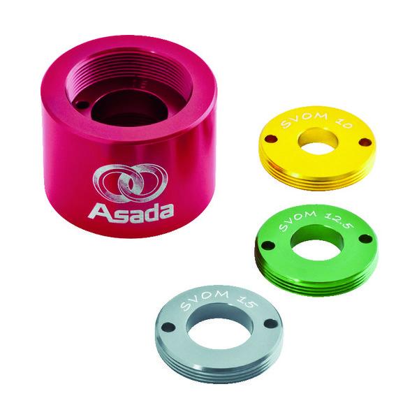 アサダ(ASADA) アサダ ジャストフィット電磁弁オープナー ES705 1個 759-6995(直送品)