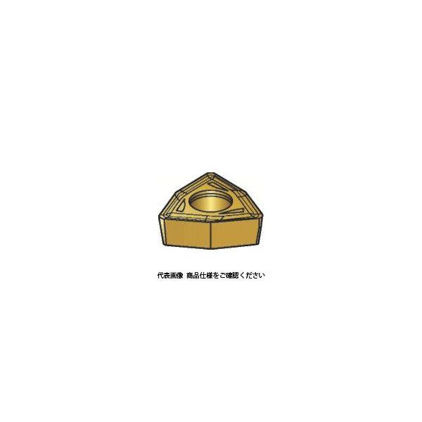 サンドビック(SANDVIK) サンドビック コロマントUドリル用チップ WCMX 05 03 04R-WM 1020 227-1699(直送品)